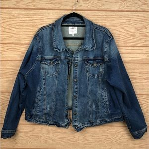 TORRID Denim Jacket - Medium Wash
